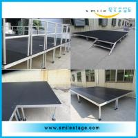 Cheap Outdoor Adjustable Aluminum Stages For Events for sale