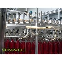 Cheap Soft Drinks Beverage Carbonated Filling Machine for sale