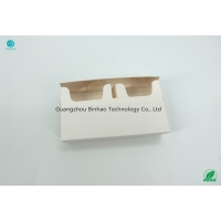 Buy cheap Plain White Paperboard 220gsm-230gsm Grammage Paper HNB E-Tobacco Package from wholesalers