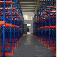 Quality Heavy Duty Industrial Pallet Racks Steel Q235 Material Powder Coated Finish wholesale