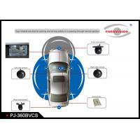Cheap 360 Degree Multi View Camera System 4 Way Video Recording And Playback for sale