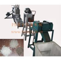 China PE/PS RECYCLING AND PELLETIZING LINE on sale