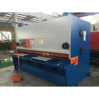 Cheap 15kw CNC Metal Sheet Cutting Machine Hydraulic Guillotines Type for sale