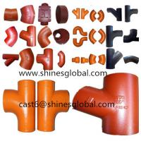 SML Pipe Fittings/SML Cast Iron Pipe Fittings/EN877 Fittings