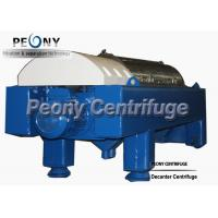 Cheap Solid Liquid Separation Decanter Centrifuges Sludge Dewatering Equipment 2 Phase for sale