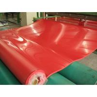 Cheap Customize Food Grade Industrial Rubber Sheet 0.1-20m Length High Tensile Strength for sale