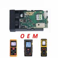 Cheap 50m High Resolution Handheld Laser Distance Meter Sensor Module High Accuracy for sale