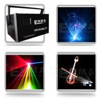 Cheap RGB 5.3W Full Color Showlaser ILDA Laser Animation & Beam for sale