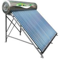 Cheap NP-S stainless steel covered outside image solar water heaters for sale
