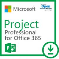 Cheap Professional MS Project License , Office 365 Open Gov Project Professional License for sale