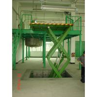 Cheap Stationary Sccisor lift table , lift table , hydraulic operation ,all size color ,capacity for sale