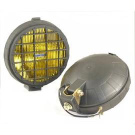 Cheap oem yellow rotating beacon 12v amber fog lights for trucks for sale