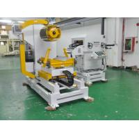 Cheap Hydraulic  Decoiler And Straightener Feeder With Power Press Line Machines for sale