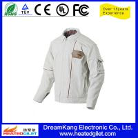 Cheap Customize sublimation heated motorcycle jacket for sale