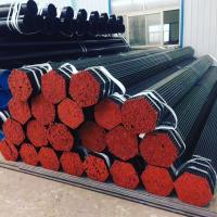 Cheap Round Large Stainless Steel Pipe , EN 10210-1 2006 Hot Finished Seamless Pipes for sale