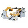 Buy cheap RUIHUI MAC4-800F Steel Stock Decoiler Straightener Feeder 3 in 1 Machine from wholesalers