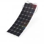 Cheap New Arrival 100 watt RV flexible solar panel for rv for sale