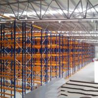 Cheap High Selectivity Heavy Duty Pallet Racks Eco Friendly Pallet Storage Racking for sale