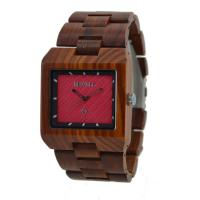 Cheap ZS-16A Vogue Dial Wooden Wrist Watch With Japanese Battery , CE ROHS Approved for sale