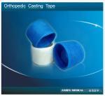 Cheap Good Bonding Color Orthopedic Fibergalss casting tape/Fiberglass Bandage/Fiberglass Casting Tapes for sale