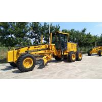 Buy cheap Famous brand motor grader Shantui SG21-3 210hp grader Cummins engine motor from wholesalers