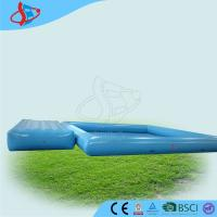 Cheap Funny Swimming Pool , Inflatable Water Toys Kids Inflatable For Amusement Park for sale
