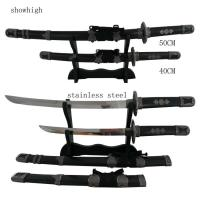 Cheap decorative short samurai swords set  95N9022 for sale