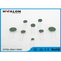 Quality PTC Inrush Current Limiter Thermistor High Stability PR2 PTC Ceramic Composition wholesale