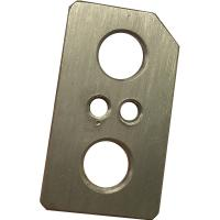 Cheap Sheet Metal Stamping Laser Cutting Components N/A Treatment Gb Tolerance for sale