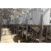 Cheap SS304 Concentrated Sauce Tomato Processing Line 1500t/D for sale