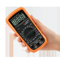 Cheap CR2032 Button Battery PM8213A Handheld Digital Multimeter 200mA for sale