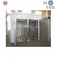 Cheap Customed Industrial Hot Air Circle Oven with PID Program and Digital Display for sale