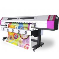 Two DX5 Epson Solvent Printers , 1.8M 1440DPI Wall Paper Machine Manufactures