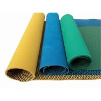 Cheap Durable Elastic Eco-Friendly Rubber Yoga Mat For Promotion for sale