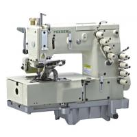 Cheap 4-needle flat-bed double chain stitch sewing machine(for shirt fronting) FX1404PSF for sale