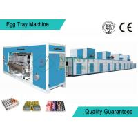 Cheap Full Automatic Moulding Pulp Egg Tray Machine with 4000 Pcs/H for sale