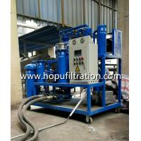 Cheap hydraulic system flushing machine, Used Hydraulic Oil Purification Plant, Lube Oil Filtration Plant for cement factory for sale
