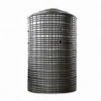 China 500 to 7,500L Storage Tank for Solar Collectors, with Non-pressure Resistant Design on sale