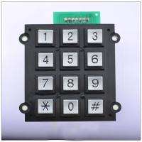 12 button access control system keypad for sale of yyxlong02