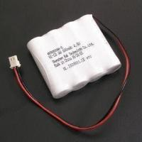 Cheap Ni-Cd Battery Pack with Voltage of 4.8V for sale