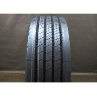 Cheap Rib Type Pattern 11R 22.5 Truck Tires Four Straight Grooves Tread Tear Resistance for sale