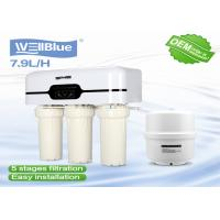 Cheap Fashion 5 Stage Reverse Osmosis Water Purifier For Household Pre-Filtration for sale