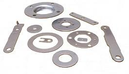 Cheap Custom Stainless Steel Stamping Parts AISI 304 SS Polished Plate Flange for sale