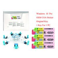 Cheap 100% Original  win 10 Product Key Multilingual Operating System 64 bit and 32 bit Online Activate for sale