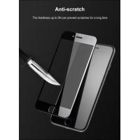 Cheap 0.33mm iPhone Tempered Glass Screen Protector 2.5D Arc Edge Oleophobic Coating for sale