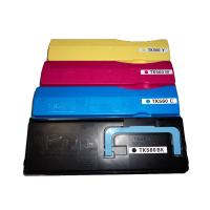 Cheap Compatible Kyocera Color Toner Cartridges TK-560 CMYK for sale
