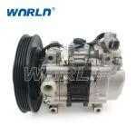 Cheap TV12C Automotive AC Compressor For COROLLA AE101 / 102 / 112R / 7A-FE / 1800 1.6 442500-2632 for sale