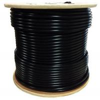 Cheap BC Conductor Foam PE CCTV Coaxial Cable for Signal Transmission CCA Power in 300M for sale