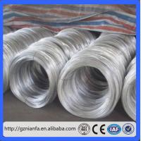 Supplier Price 0.8mm-4mm Galvanized Iron Wire(Guangzhou Factory) Manufactures