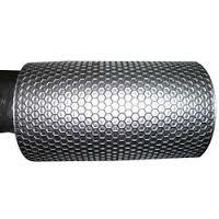 Cheap Grain Pattern Steel Embossing Roller For Gravure Printing , Embossing Cylinder for sale